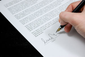 Power of Attorney Modifications